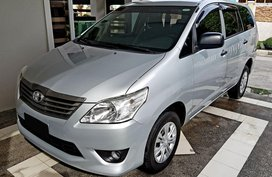 Used 2016 Toyota Innova Manual Gasoline for sale in Pasig