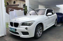 2nd Hand Bmw X1 2013 Automatic Diesel for sale in Cebu City
