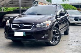 Selling 2nd Hand Subaru Xv 2013 Automatic Gasoline at 41000 km in Makati