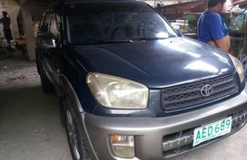 2nd Hand Toyota Rav4 2002 for sale in Parañaque