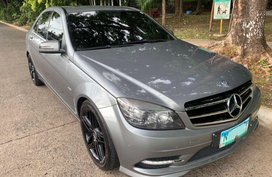 Mercedes-Benz C200 2010 Automatic Gasoline for sale in Quezon City