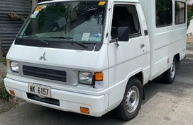 Sell 2nd Hand 2016 Mitsubishi L300 Manual Gasoline at 200000 km in Biñan