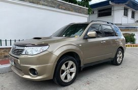 Selling Subaru Forester 2010 Automatic Gasoline in Manila