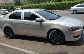Selling Mitsubishi Lancer Ex 2013 Automatic Gasoline in Makati
