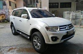 2014 Mitsubishi Montero for sale in Baguio