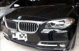 2nd Hand Bmw 520D 2016 Automatic Diesel for sale in Mandaluyong