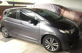 Selling Honda Jazz 2015 Automatic Gasoline in Quezon City