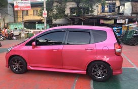 Selling Honda Fit Automatic Gasoline in Manila