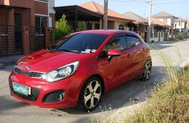 Selling 2nd Hand Kia Rio 2013 Hatchback in Bacolor
