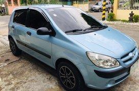 Hyundai Getz 2006 Manual Gasoline for sale in Quezon City