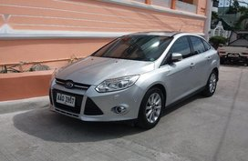 Sell 2nd Hand 2014 Ford Focus Sedan at 41000 km in Parañaque