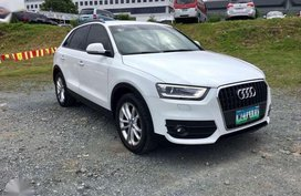 Selling Audi Q3 2012 Automatic Diesel in Pasig