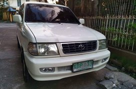 Sell 2nd Hand 2002 Toyota Revo Manual Gasoline at 130000 km in Valenzuela