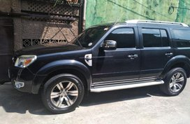 Selling 2nd Hand Ford Everest 2013 in Malabon