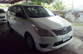 2nd Hand Toyota Innova 2012 for sale in San Leonardo