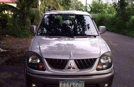 Mitsubishi Adventure 2009 Manual Diesel for sale in Caloocan