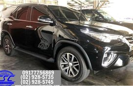 Toyota Fortuner 2019 Manual Diesel for sale in Quezon City