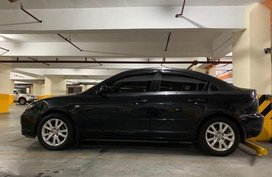 Sell Black 2012 Mazda 3 Automatic Gasoline at 30000 km in Makati