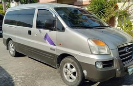 2nd Hand Hyundai Starex 2006 at 130000 km for sale in Parañaque
