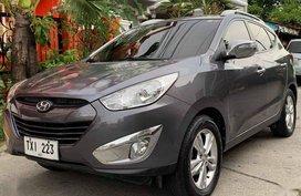 2nd Hand Hyundai Tucson 2011 Automatic Gasoline for sale in Las Piñas