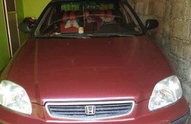 Selling 2nd Hand Honda Civic 1997 in Mexico