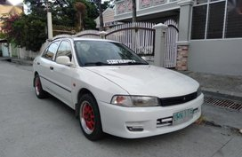 2nd Hand Mitsubishi Lancer 1997 Manual Gasoline for sale in Bacolor