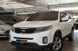 Selling 2nd Hand Kia Sorento 2013 Automatic Diesel at 45000 km in Makati