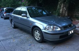 2nd Hand Honda Civic 1998 for sale in Quezon City