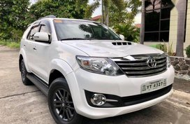Selling 2nd Hand Toyota Fortuner 2016 in Angeles