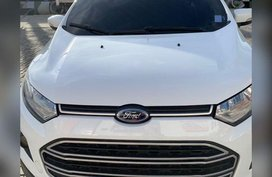 Sell 2nd Hand 2018 Ford Ecosport Automatic Gasoline at 40000 km in Manila