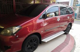 2nd Hand Toyota Innova 2009 at 100000 km for sale in Bacoor