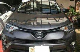 2nd Hand Toyota Rav4 2016 for sale in Makati