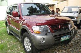 Selling Mitsubishi Pajero 2005 at 82000 km in Pasig