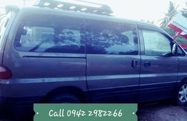 2nd Hand Hyundai Starex Manual Diesel for sale in Talisay