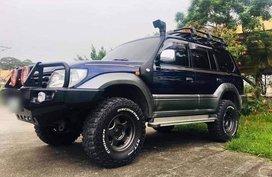 Selling 2nd Hand Toyota Land Cruiser Prado 1996 in Mabalacat
