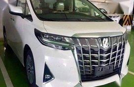 Toyota Alphard 2019 Automatic Gasoline for sale in Muntinlupa