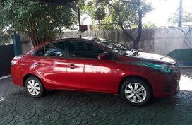 Selling Toyota Vios 2015 Automatic Gasoline in Quezon City
