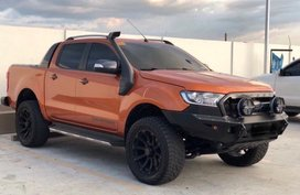 Ford Ranger 2018 Manual Gasoline for sale in Quezon City