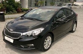 Sell 2nd Hand 2015 Kia Forte at 5800 km in Pasig