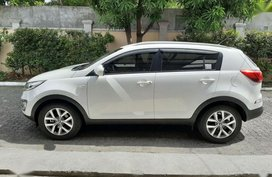 2nd Hand Kia Sportage 2014 Automatic Diesel for sale in San Mateo