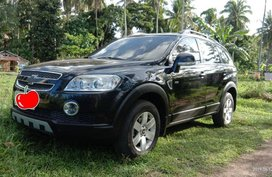 2nd Hand Chevrolet Captiva Automatic Diesel for sale in Iriga