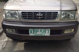 2nd Hand Toyota Revo 2002 Automatic Gasoline for sale in Quezon City