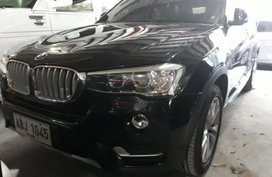 Selling 2nd Hand Bmw X3 2016 in Quezon City