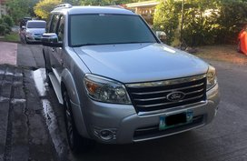 Sell 2nd Hand 2010 Ford Everest Automatic Diesel at 100000 km