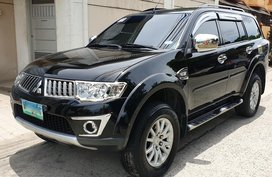 2nd Hand 2011 Mitsubishi Montero Sport Automatic Diesel for sale