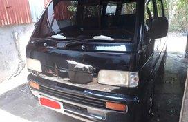 Black 2008 Suzuki Multi-Cab Van for sale