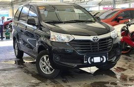 Black 2016 Toyota Avanza Manual at 21000 km for sale