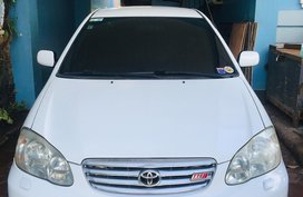 2nd Hand 2002 Toyota Corolla Altis at 140000 km for sale