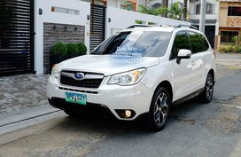 Used 2013 Subaru Forester Gasoline Automatic for sale