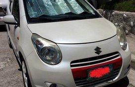 Sell 2nd Hand 2011 Suzuki Celerio Hatchback Automatic Gasoline at 95000 km in Parañaque